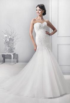 Crystal Collection - Kolekcja sukni ślubnych Agnes - koronkowe suknie ślubne