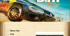 Dirt Rally Redeem Code Generator Pokemon Go Cheats, Clash Of Clans Hack, Live App, Pool Hacks, Ps4 Or Xbox One, Fire Image, Fire Emblem, Rally