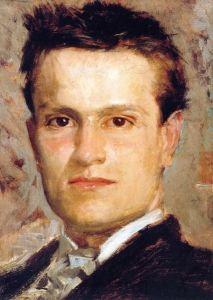 Youthful Self-Portrait - Giovanni Boldini - The Athenaeum