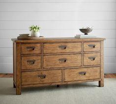 Caden Extra-Wide Dresser | Pottery Barn