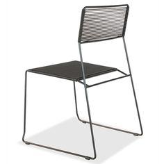 Log Spaghetti Chair | Made and Make