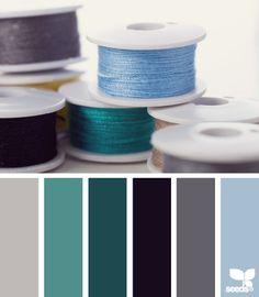 threaded hues