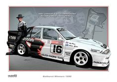Photo by Peter Hughes Australian V8 Supercars, Holden Australia, Car Prints, Aussie Muscle Cars, Yorky, Car Drawings, Motor Sport, Car Pictures, Touring