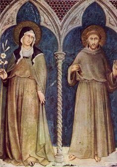 Franciszek i Klara