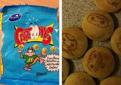 Cartoonies biscuits
