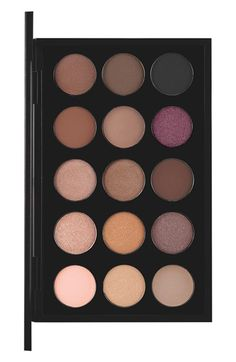 In love with this M·A·C 'Nordstrom Naturals' eyeshadow palette.