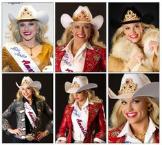 ❦ Chenae Shiner, Miss Rodeo Utah: Reigning 2013 Miss Rodeo America -via missrodeo.com