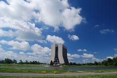 Robert Rathbun Wilson Hall -- Fermilab