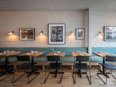 The Hottest Restaurants in Manhattan Right Now, March 2020 American Restaurant, Restaurant New York, Chinese Restaurant, Restaurant Concept, Manhattan Restaurants, York Restaurants, Oak Table, Dining Table