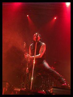 Marilyn Manson Geox, Padova, Italy