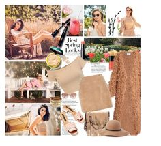 """Spring"" by marionmeyer on Polyvore featuring Mode, Jimmy Choo, Chanel, H&M, Alice + Olivia, Ryan Roche, River Island, Cutler and Gross, Scala und Pasquale Bruni"