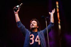 Ed Vedder | Pearl Jam | Milano 2014