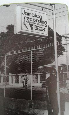 Jamaica Recording & Publishing Studio