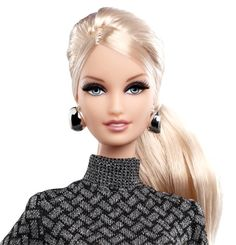 The Barbie Look Collection City Shopper Barbie Doll (Blonde) - Fashion Dolls | Barbie Collector