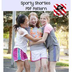 Sporty Shorties $8
