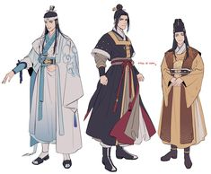 Read Korea ver from the story MDZS,SVSSS,HOB Fanart & Photo by xing_hyunee (အ႐ွင္း😆) with reads. Korean Traditional, Traditional Dresses, Character Drawing, Character Concept, Chinese Clothing, The Grandmaster, Korean Art, Character Outfits, Hanfu