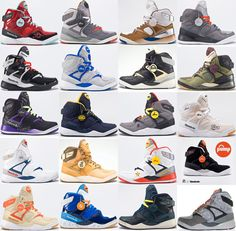 Reebok Pump 20th Anniversary Collection 20171fbf8