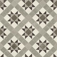 Tessellated Victorian Geometric Stones, Creams, Black, Browns Vinyl Flooring | ERA Armstrong Vinyl Flooring Bathroom, Bathroom Vinyl, Hallway Flooring, Bathroom Ideas, Victorian Flooring, Victorian Tiles, Hall Tiles, Tiled Hallway, Victorian Style Bathroom