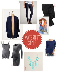 Wearable Maternity wear