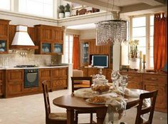 Best #kitchen #designs for your dream #house. Visit http://www.suomenlvis.fi/