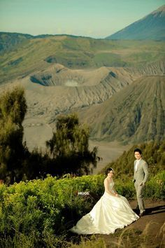 Bromo Prewedding |Helios| on Pinterest