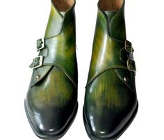 Handmade Luxury Boots (Earl) main image