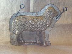 Sheep chocolate mold...