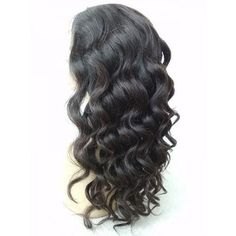 Frontal Lace Wig, Ocean Wave