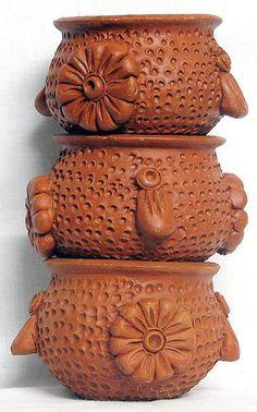 Terracotta Pots (Terracotta)