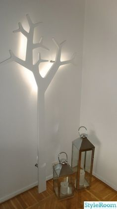 swedese tree,ljuslycktor Good To Know, Home Accessories, Decor Ideas, Website, Blog, Furniture, Design, Home Decor, Coat Racks