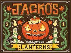 Mini Halloween Illustrations