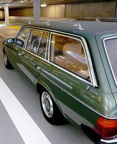MERCEDES-BENZ W123 #mercedesvintagecars