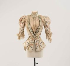 Bodice House of Worth, mid-1890's