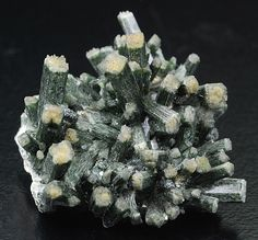 Traversellite (var. of Diopside) - Italy at Bijoux et Minéraux