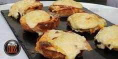 Σάντουιτς φούρνου με καπνιστό φιλέτο κοτόπουλου