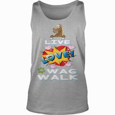 #HORSE LIVE LOVE WAG WALK, Order HERE ==> https://www.sunfrog.com/Pets/128606103-811536174.html?29538, Please tag & share with your friends who would love it, #superbowl #jeepsafari #xmasgifts