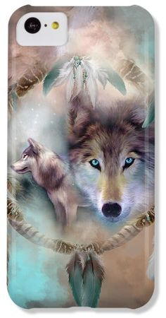 Wolf - Dreams Of Peace iPhone 5C Case