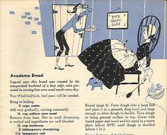 The New England Cookbook - Home Sweet Home by 4 Color Cowboy, via Flickr
