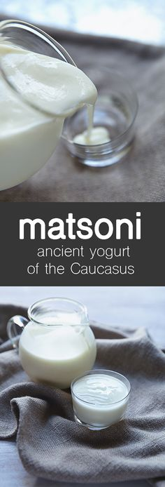 Matsoni yogurt | bee