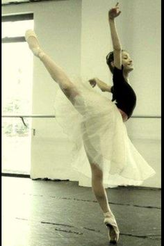 ballet is so beautiful
