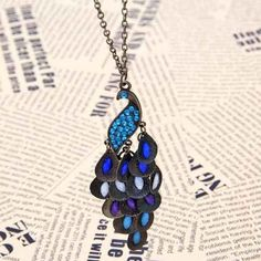 Pendant Necklace Gift Ladies
