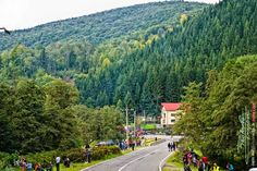The hill climb racing week: Campulung Muscel - September 2014 - I - Hill Climb Racing, September 2014, Romania, Climbing, Coast, Country Roads, River, Outdoor, Outdoors