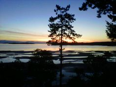 Parksville Sunrise (Vancouver Island)