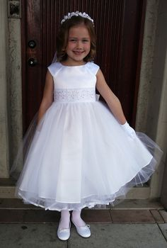 First Holy Communion Dresses Samantha
