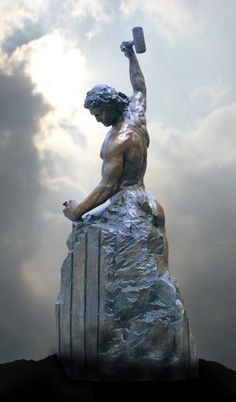 sculpture self made man   ... Groberg, Coaching and Consulting - Spiritual Growth and Self-Sculpting