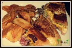 Midnight Sandwich at Inn at Key West....Cuban sandwich with a Key West flare!