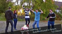 YouTube-Liebling! EduMichiundCo feiert 10 Abos