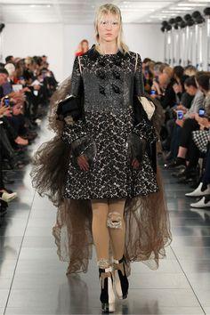 Los 10 looks Glamour de Galliano para Maison Martin Margiella