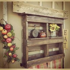 25 Creative Things to Make and Sell Online - Pallet wall shelves - Diy Projects To Sell, Diy Pallet Projects, Woodworking Projects, Pallet Ideas, Handyman Projects, Wooden Projects, Wood Ideas, Woodworking Shop, Woodworking Plans
