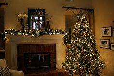 I Love That!: Christmas Tree Linky Party